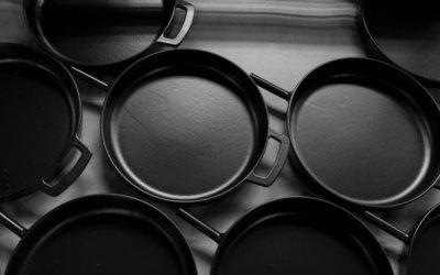 ¿Por qué es importante utilizar utensilios de cocina hechos con material reciclado?